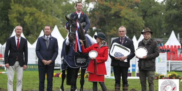 Dartagnan, vice-champion du Monde des 6ans au Lion d'Angers